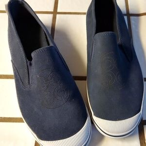 Katrina Suede shoes, by Coach